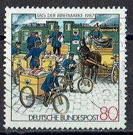*BRD 1987 // Mi. 1337 O - Stamp's Day