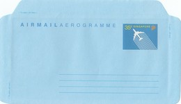 GOOD SINGAPORE Aerogramme - Sentosa - Singapore (1959-...)