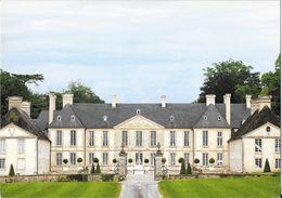 Relais & Châteaux - Château D'Audrieu (Normandie), Hôtel-Restaurant Gastronomique - Carte Non Circulée - Hotels & Restaurants