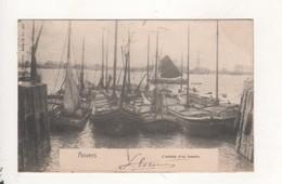 Anvers L Entree D Un Bassin - Autres