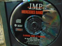 Jean Marc Parent & Mercedes Band- Laisse Moi T'aimer/Flash Tes Lumieres (2 Cdsingles) - Music & Instruments