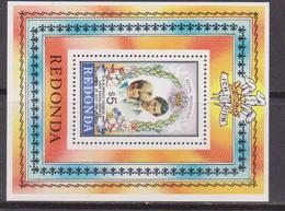 Redonda 1982 Diana Set MLH - Donne Celebri