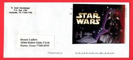 """USA, 2007,   """"STAR WARS"""" - Lithuania"""