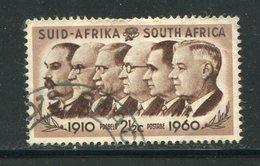AFRIQUE DU SUD- Y&T N°244- Oblitéré - Oblitérés