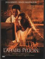 DVD Film L'AFFAIRE PELICAN Avec JULIA ROBERTS / DENZEL WASHINGTON - Politie & Thriller