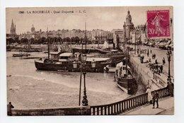 - CPA LA ROCHELLE (17) - Quai Duperré - Edition L. C. 1260 - - La Rochelle