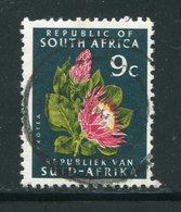 AFRIQUE DU SUD- Y&T N°323L- Oblitéré (fleurs) - Afrique Du Sud (1961-...)