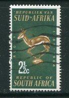 AFRIQUE DU SUD- Y&T N°278- Oblitéré (springboks) - Afrique Du Sud (1961-...)