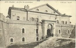 ( TOULON      )  (  83 VAR  ) ( MILITARIA )( FORT )LE FORT DE LAMALGUE - Toulon