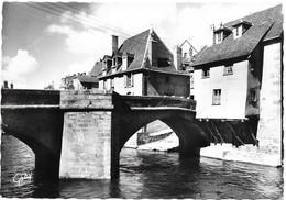 AUBUSSON  - Le Pont De La Terrade - Aubusson