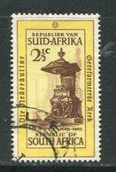 AFRIQUE DU SUD- Y&T N°296- Oblitéré - Oblitérés