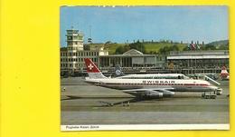 ZURICH Flughafen Klote Swissair (Kiener) Suisse ZH - ZH Zurich