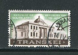 AFRIQUE DU SUD- Y&T N°277- Oblitéré - Oblitérés