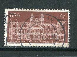 AFRIQUE DU SUD- Y&T N°437- Oblitéré - Afrique Du Sud (1961-...)