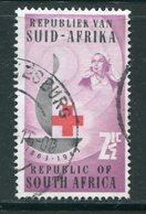 AFRIQUE DU SUD- Y&T N°275- Oblitéré (croix Rouge) - Oblitérés