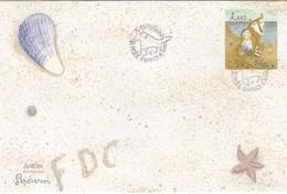 GOOD ALAND FDC 2010 - Europa - Aland