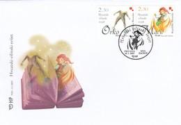GOOD Croatia FDC 2010 - Fairy Tales - Croatia