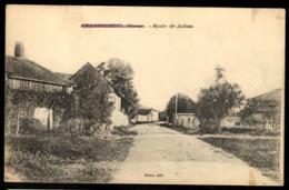 51 - CHAMPIGNEUL - (Marne) - Route De Jalons - France