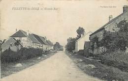 VILLETTE-les-DOLE-grande Rue - Autres Communes