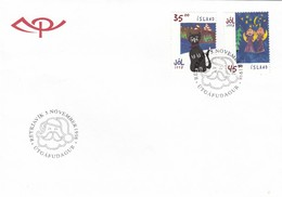 GOOD ICELAND FDC 1998 - Christmas - FDC
