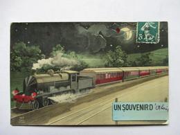 TRAIN  ....   UN SOUVENIR  ....           TTB - Other
