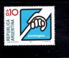 771341816 1985 SCOTT 1551 POSTFRIS  MINT NEVER HINGED EINWANDFREI  (XX) - CAMPAIGN FOR THE PREVENTION OF BLINDNESS - Neufs