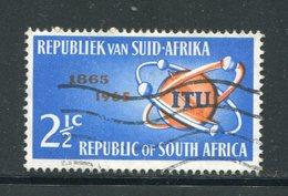 AFRIQUE DU SUD- Y&T N°294- Oblitéré - Afrique Du Sud (1961-...)