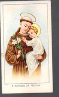 42- Santino Edizione G.mi EGIM  Sant'antonio Da Padova - Devotion Images