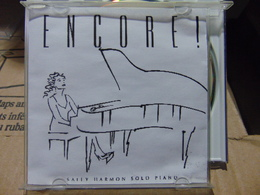 Sally Harmon Solo Piano-Encore! - Jazz
