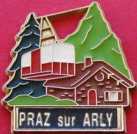JJ....686.......PRAZ  SUR  ARLY........ Département De La Haute-Savoie, En Région Auvergne-Rhône-Alpes. - Altri