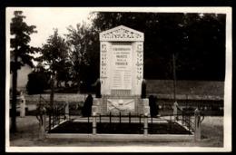 51 - CHAMPIGNY à Ses Enfants Morts Pour La France - Champigny