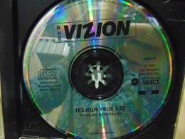 Duo Vizion- Tes Jolis Yeux  (1 Track Cdsingle) - Music & Instruments