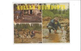 FINLANDE  KULLANHUUHDONTA   GOLD  WASHING   LAVAGE DE L OR    MULTIVUES   ****   RARE  A   SAISIR  ****** - Finland