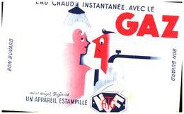 G G/Buvard Gaz (N= 4) - Electricidad & Gas