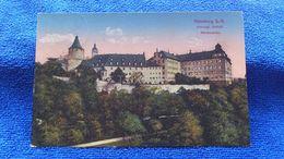 Altenburg S.-A. Herzogl. Schloss Rückansicht Germany - Altenburg