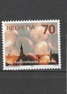 Suisse Neuf **  2003  N° 1784   Journée Du Timbre - Neufs