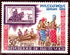 Alto-Volta-027 - Valori Del 1969 (++) MNH - Senza Difetti Occulti. - Alto Volta (1958-1984)