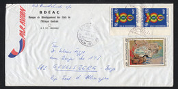 Zentralafrik. Rep. /  Rep. Centralafricaine,  1981 - Central African Republic