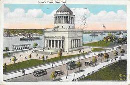 Gran's Tomb (Tombe Du Général Grant) - New York - Illustration - Manhattan