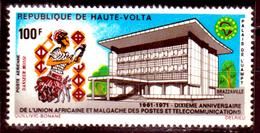Alto-Volta-029 - Valori Del 1971 (++) MNH - Senza Difetti Occulti. - Alto Volta (1958-1984)