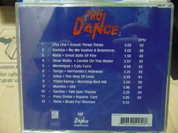 Divers- Prodance Volume 1 /Réjean Guilbeault - Dance, Techno & House