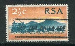 AFRIQUE DU SUD- Y&T N°322- Oblitéré - Oblitérés