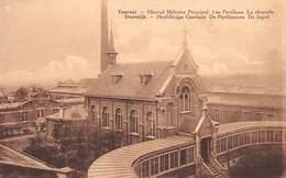 TOURNAI - Hôpital Militaire Principal - Les Pavillon, La Chapelle - Tournai
