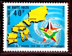 Alto-Volta-031 - Valori Del 1974 (++) MNH - Senza Difetti Occulti. - Alto Volta (1958-1984)
