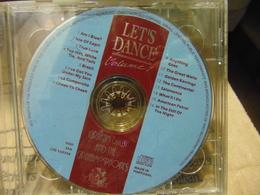 Graham Dalby And The Grahamophones  -Let's Dance Volume 1 & (2 Cd) - Musik & Instrumente