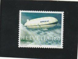 Suisse Neuf **  2004  N° 1798   Dirigeable - Neufs