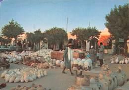 Tunisie - JERBA - Marchand De Poteries - Tunisia