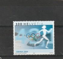 Suisse Neuf **  2004  N° 1800   Jeux Olympiques à Athènes - Suisse