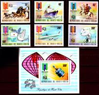 Alto-Volta-033 - Valori Del 1974 (++) MNH - Senza Difetti Occulti. - Alto Volta (1958-1984)