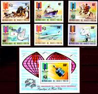 Alto-Volta-034 - Valori Del 1974 (++) MNH - Senza Difetti Occulti. - Alto Volta (1958-1984)
